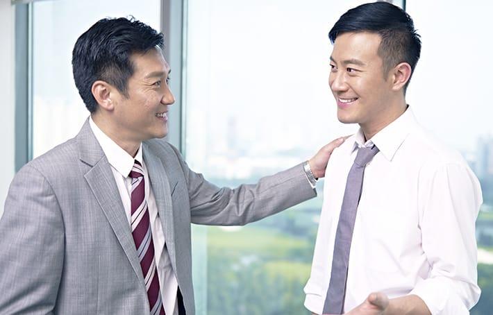 事業承継・相続対策イメージ画像